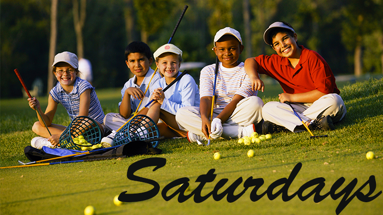 Kids Golf Clinic: Saturdays