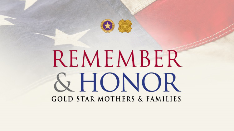 Gold Star Mother's and Family Day Luminary Service