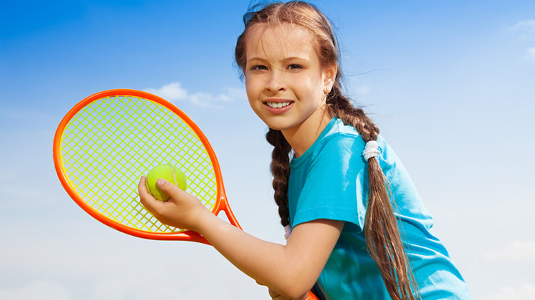 Start Smart Tennis Registration