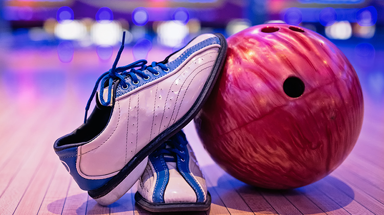Commander's Cup Bowling