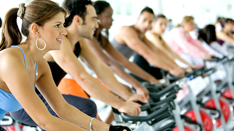 Spin & Fitness Challenge
