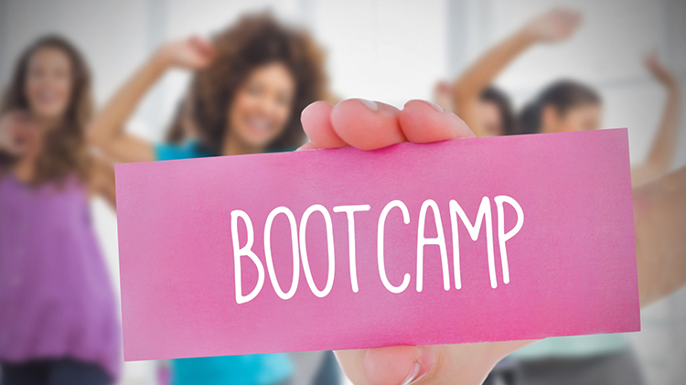 2018 Fall Boot Camp