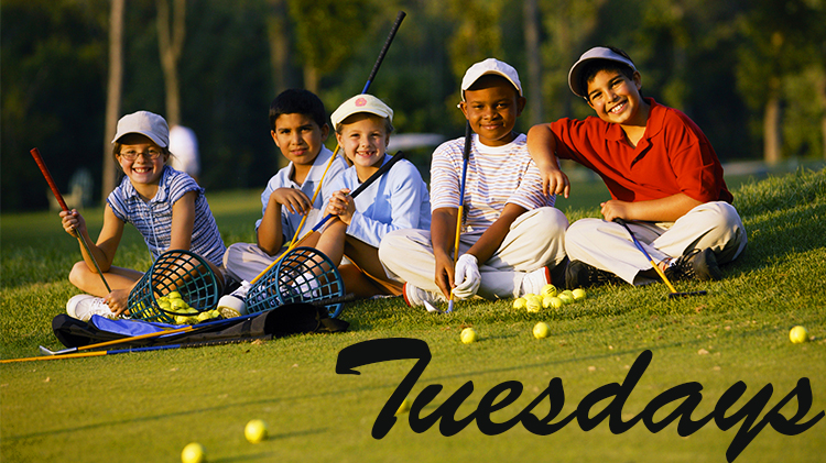 Kids Golf Clinic: Tuesdays