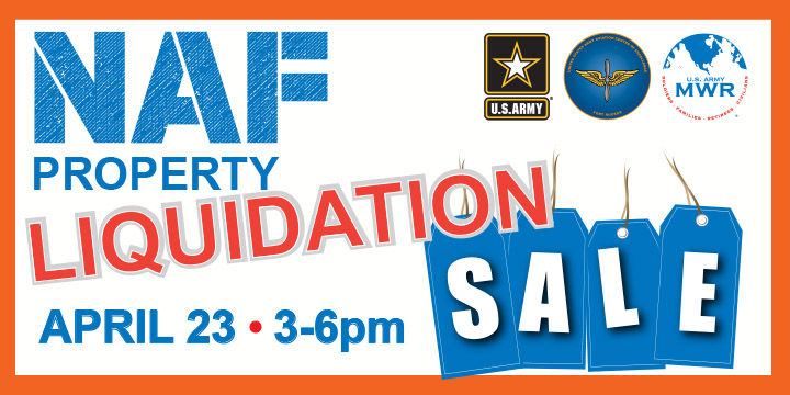 NAF Property Liquidation Sale