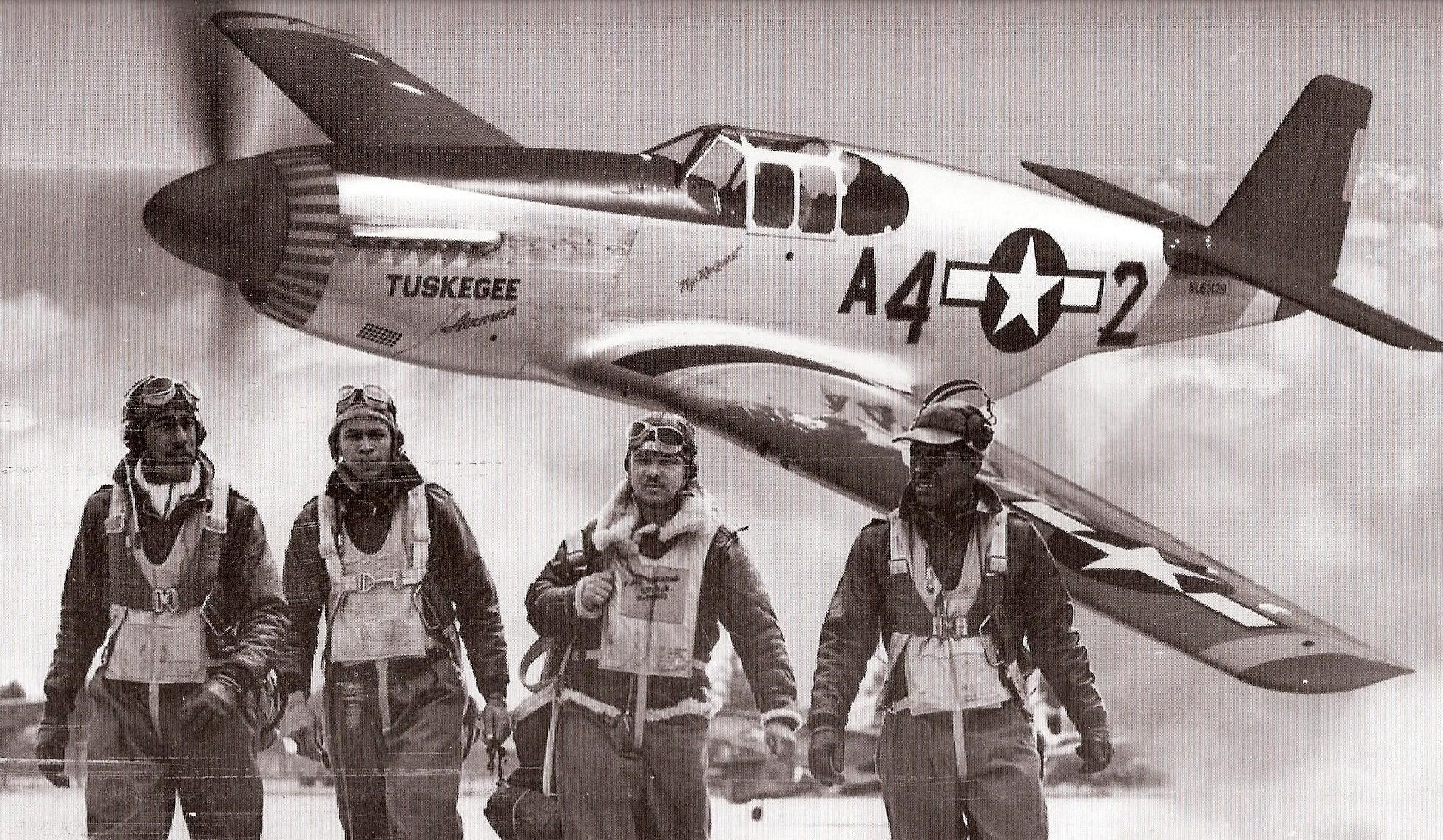 WWII Event: Tuskegee Airmen