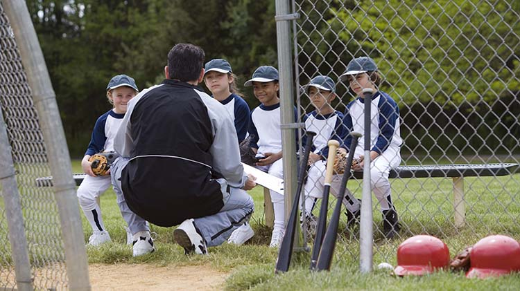 CYS Youth Sports T-Ball, Baseball and Softball Registration