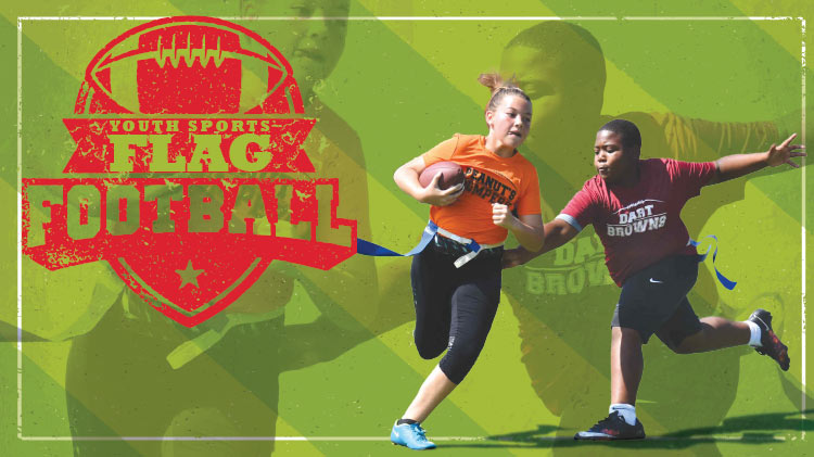 Youth Sports Flag Football Registration