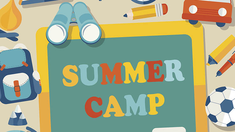 School Age Center Summer Camp