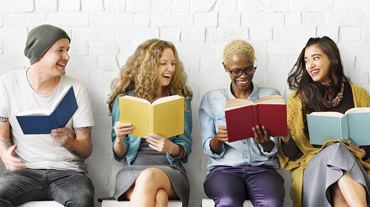 Adult Book Club: Literary League