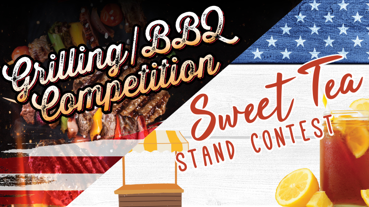 Grilling/BBQ Competition & Sweet Tea Stand Contest