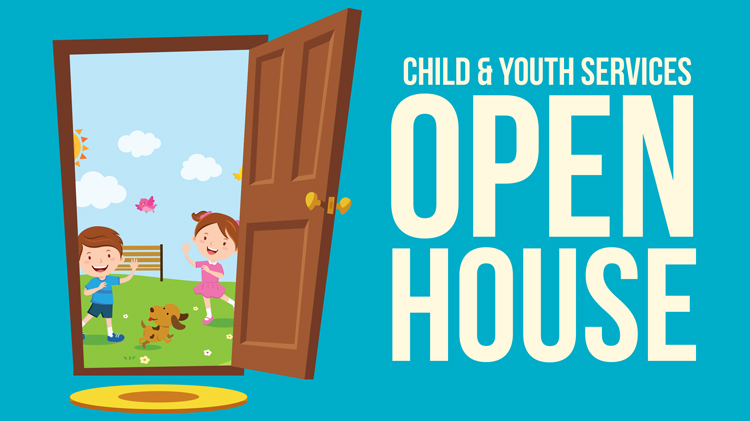 Youth Center Open House