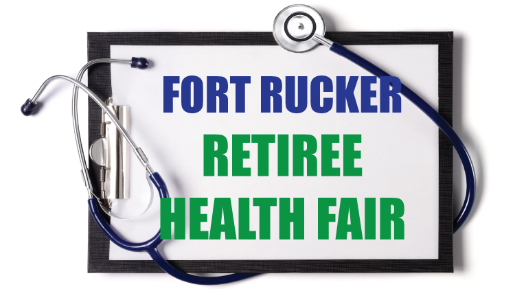 Fort Rucker Retiree Health Fair