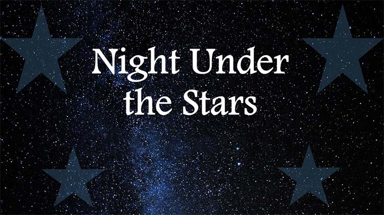 Fort Rucker Camping Under The Stars