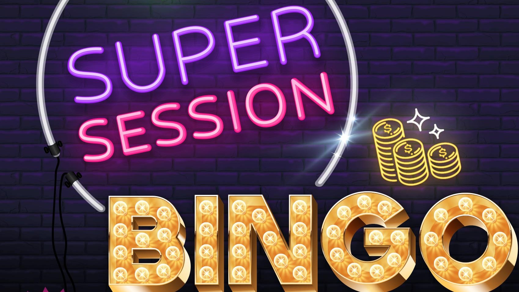 Super Session Bingo