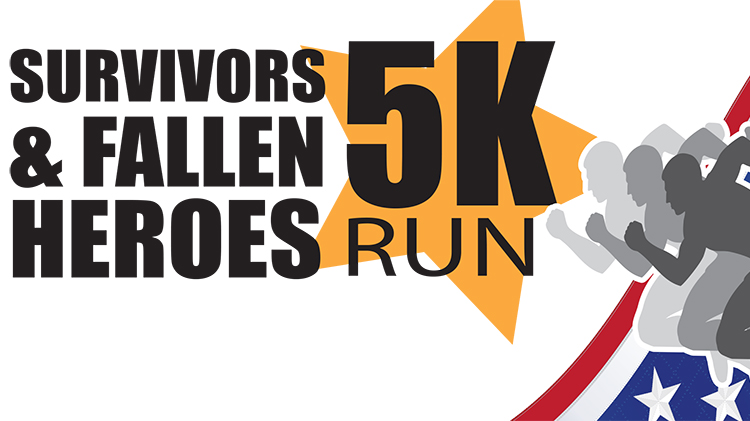 Survivors & Fallen Heroes Run in Remembrance and Honor 5k & 1 Mile Fun Run